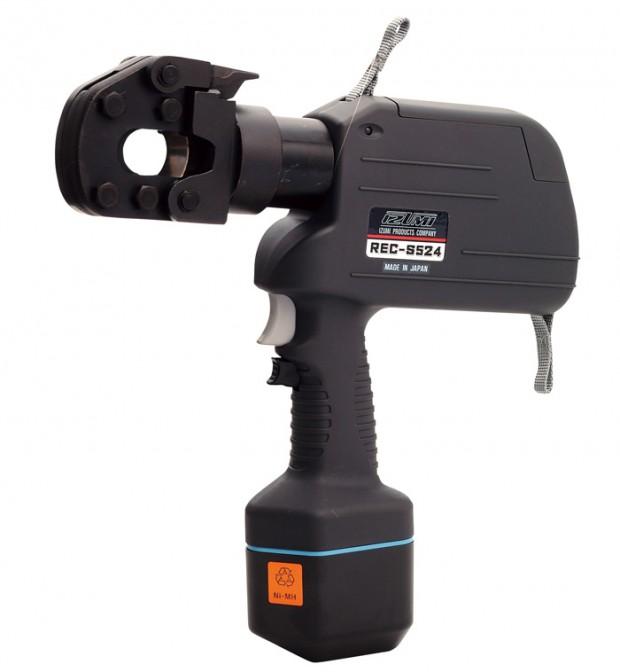 Kìm Bấm Cos Thủy Dùng Pin LIC-S524