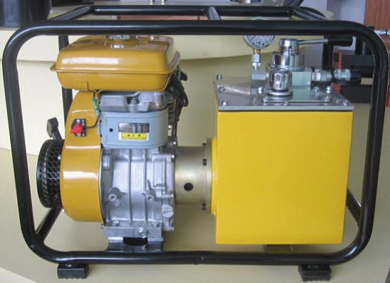 Bơm thủy lực động cơ xăng HPG-700