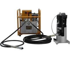 Bơm Thủy Lực Bằng Điện - Động Cơ Dùng Xăng IZUMI HPE-4M